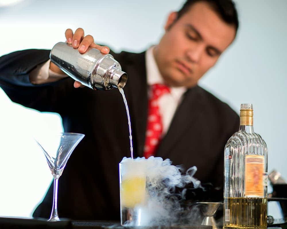 Barman y Barista