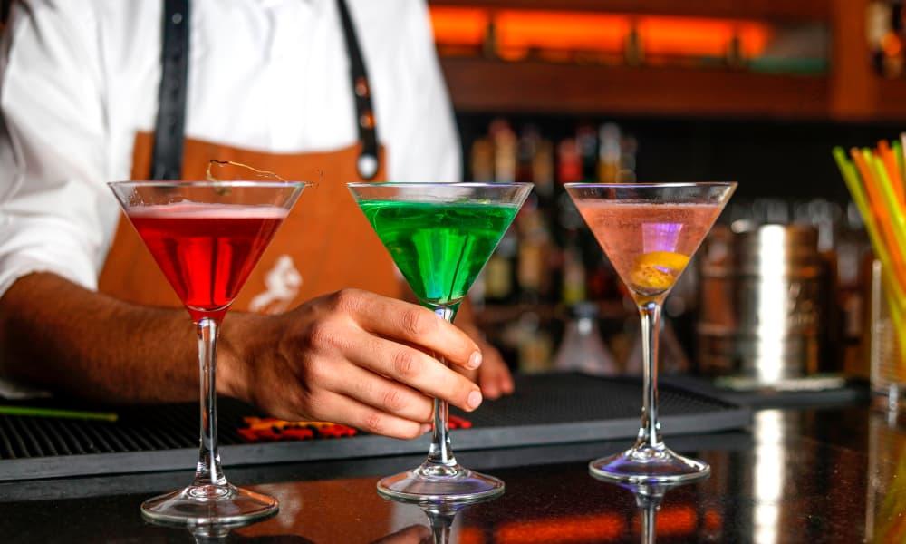 Docentes de Barman