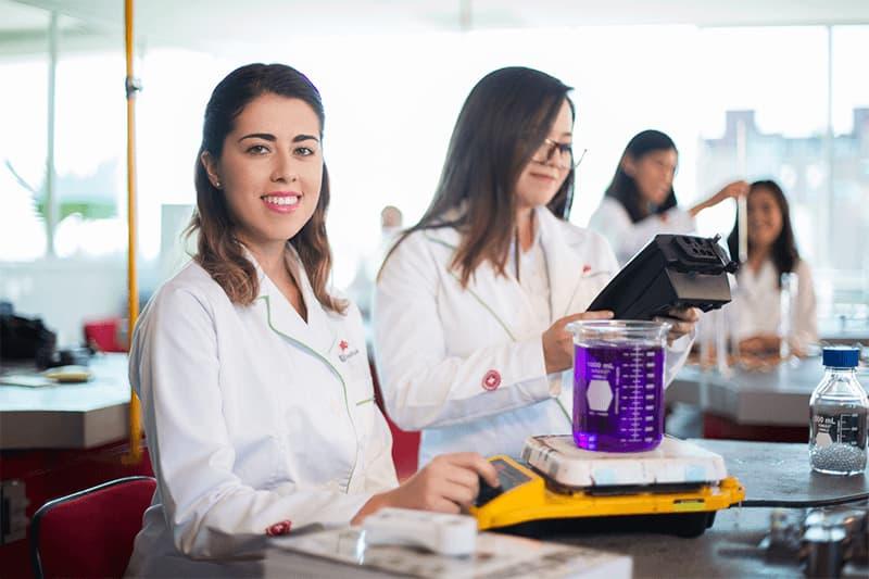 Licenciatura en Nutrición y Tecnología de Alimentos