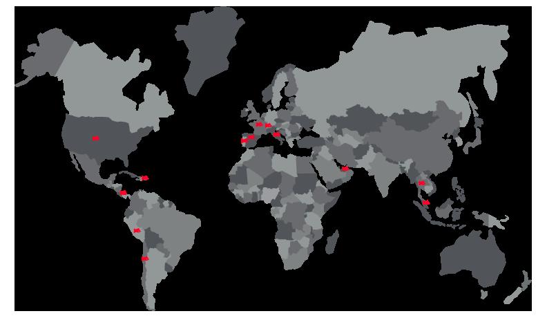 Mapa ISU